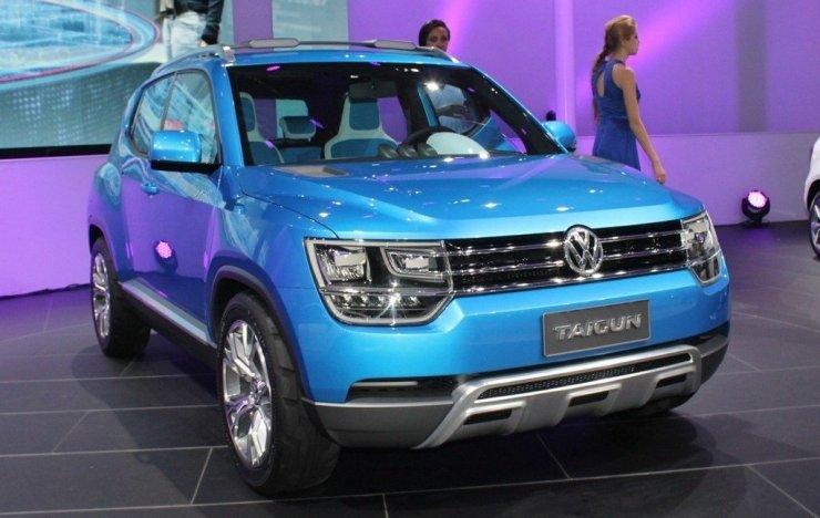 Volkswagen Taigun (1)