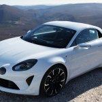 Alpine ensaia sua volta ao mundo dos esportivos com o Alpine Vision Concept