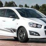 Chevrolet Sonic está envolvido em recall por vedação da bomba de combustível