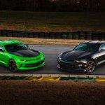 Novo Camaro ganha pacote 1LE de performance