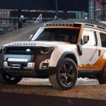 Substituto do Land Rover Defender pode ficar para 2019