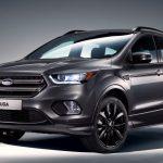 Ford Kuga ganha design atualizado e novo motor diesel