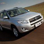 Toyota RAV4 está envolvido em recall – e não é por causa dos airbags