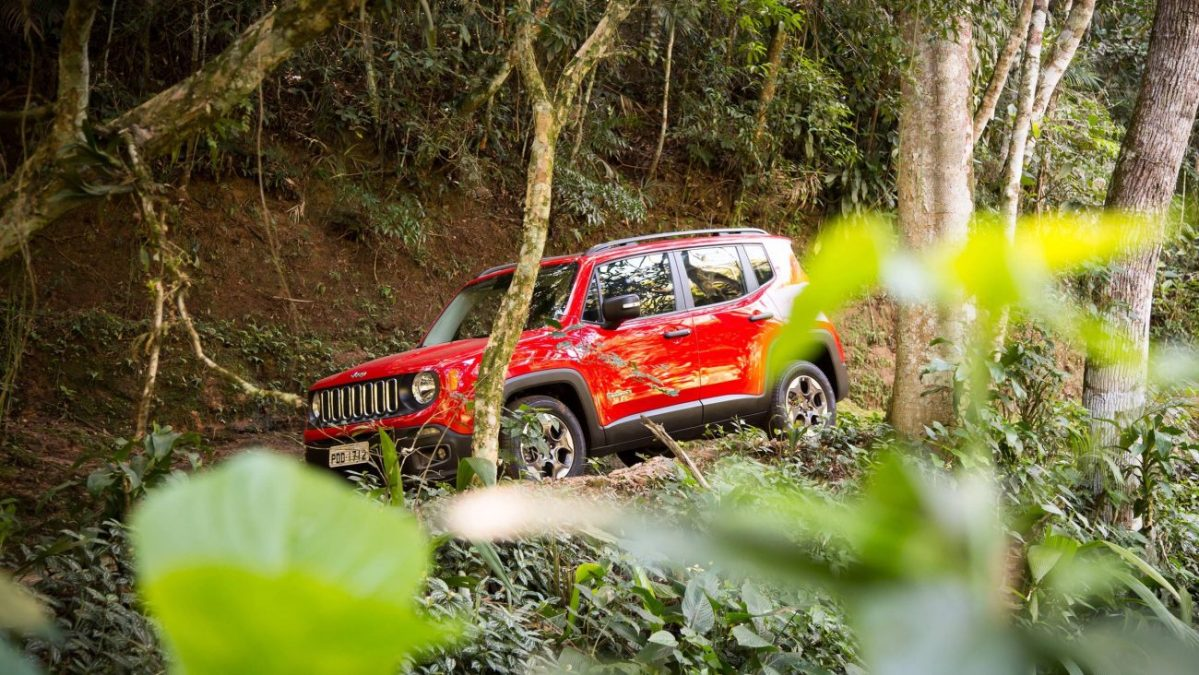 Avaliação – Jeep Renegade Sport 1.8 Flex é um bom carro 1.6