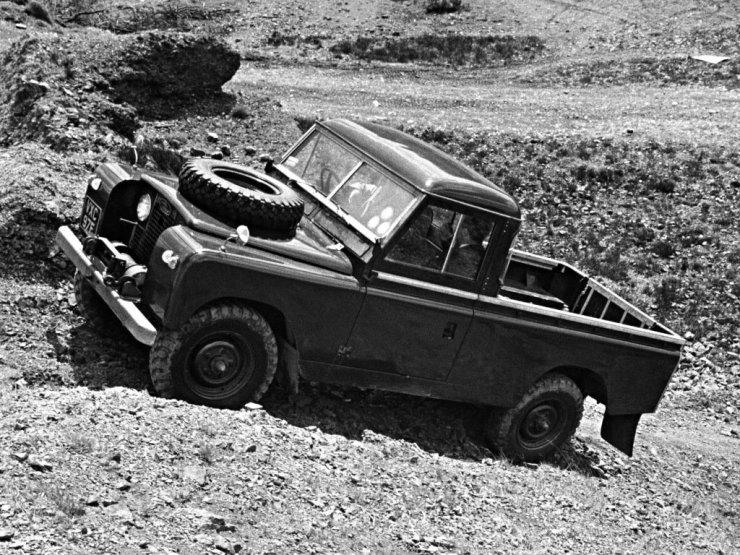 Land Rover Série II