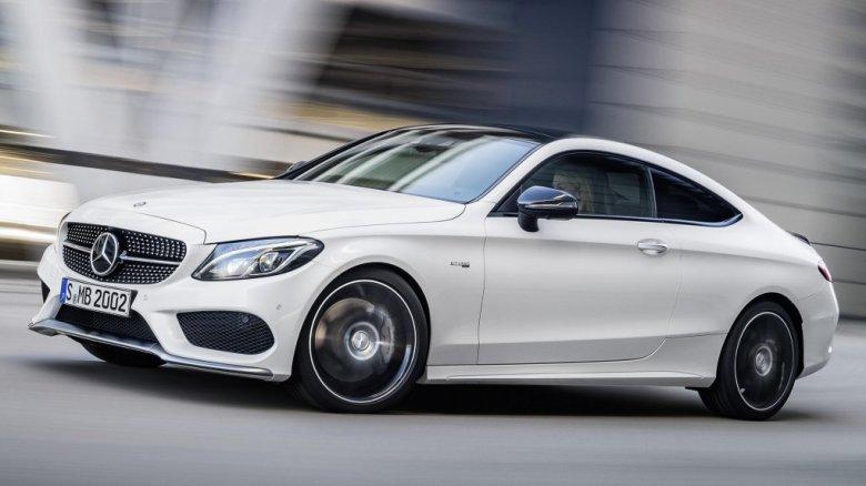 Mercedes mostra o novo AMG C43 Coupé