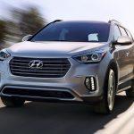 Hyundai Santa Fe 2017 estreia facelift