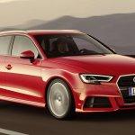 Carros das linhas Audi A3 e S3 são reestilizados