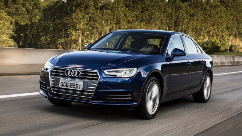 Novo Audi A4 chega ao Brasil com preço inicial de R$ 159.990