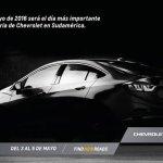 Novo Chevrolet Cruze será apresentado na Argentina em maio