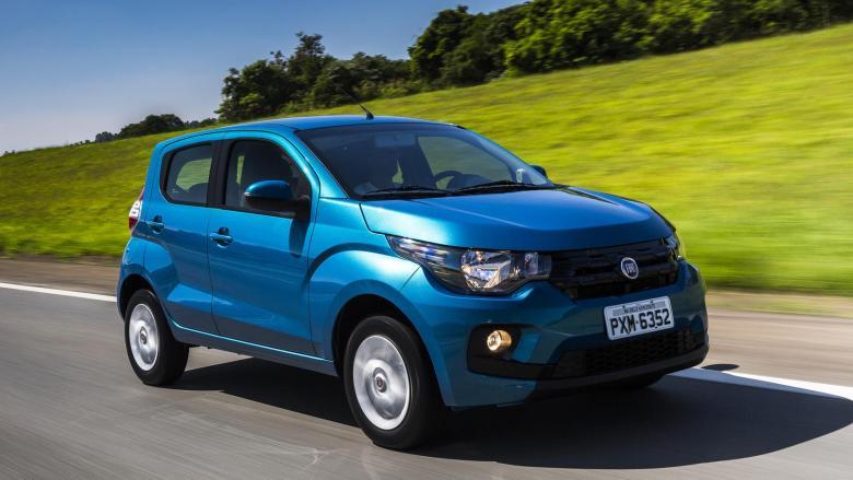 Fiat Mobi tem preços entre R$ 31.990 e R$ 43.800