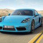 Porsche mostra o novo 718 Cayman