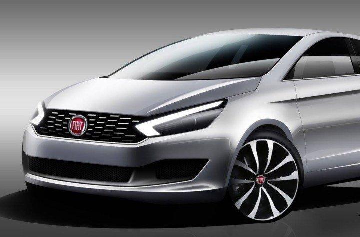 Fiat X6S: substituto de Grand Siena e Linea será fabricado na Argentina em 2017
