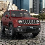 Jeep Renegade tem duas novas cores metálicas