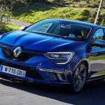 Novo Renault Mégane RS pode ter mais de 300 cv e tração integral