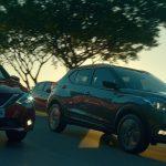 Nissan mostra Kicks e Sentra 2017 em nova ação