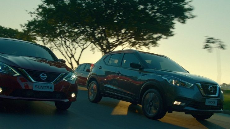 Nissan estreia nova campanha publicitária para os Jogos Rio 2016