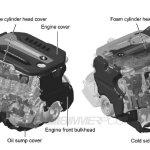 BMW mostra motor com quatro turbos
