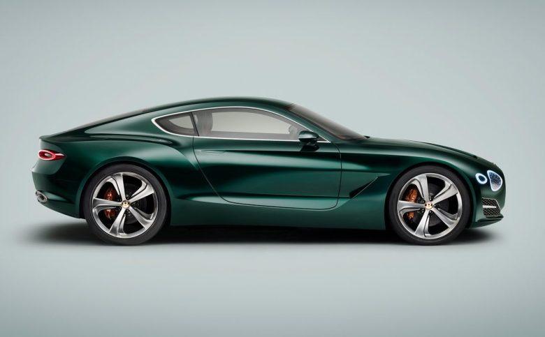 Bentley perto de decidir o futuro do EXP 10 Speed 6