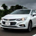 Novo Chevrolet Cruze 2017 começa a ser exportado; médias de consumo chegam a 14km/l