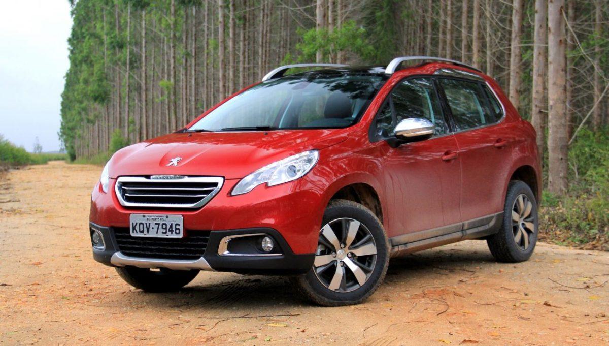 Peugeot 2008 terá câmbio automático de seis marchas na linha 2017
