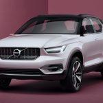 Protótipos antecipam formas dos novos Volvo S40 e XC40