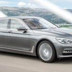 BMW 750d estreia motor diesel com quatro turbos