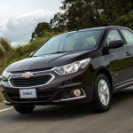 Mais potente, Chevrolet Cobalt 2017 terá direção elétrica