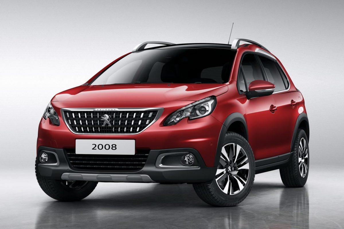Peugeot 2008 terá câmbio automático de seis marchas na linha 2018