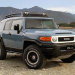 Produção do Toyota FJ Cruiser será encerrada em agosto