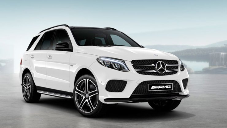 GLE 450 AMG 4MATIC Black Edition (1)