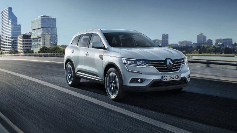 Renault Koleos será vendido no Brasil em 2017