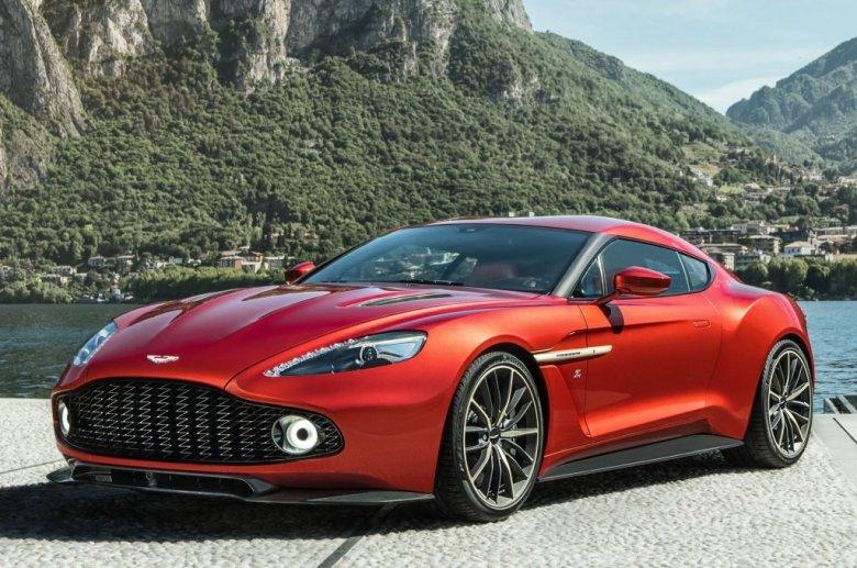 Aston Martin Vanquish Zagato tem produção confirmada