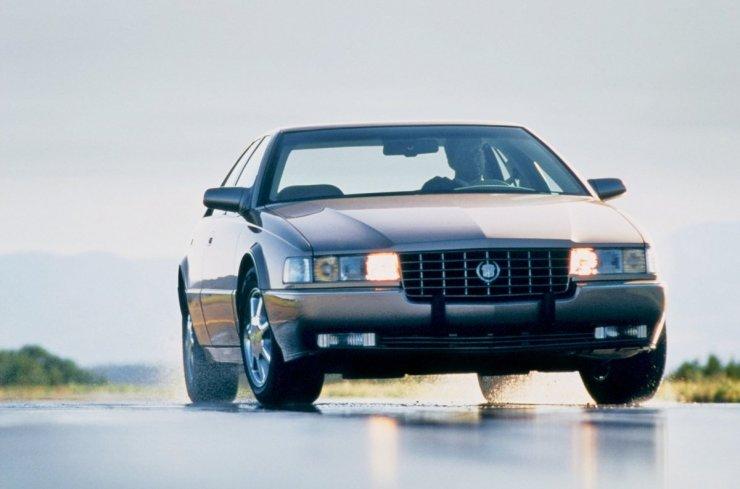 1996 Cadillac STS