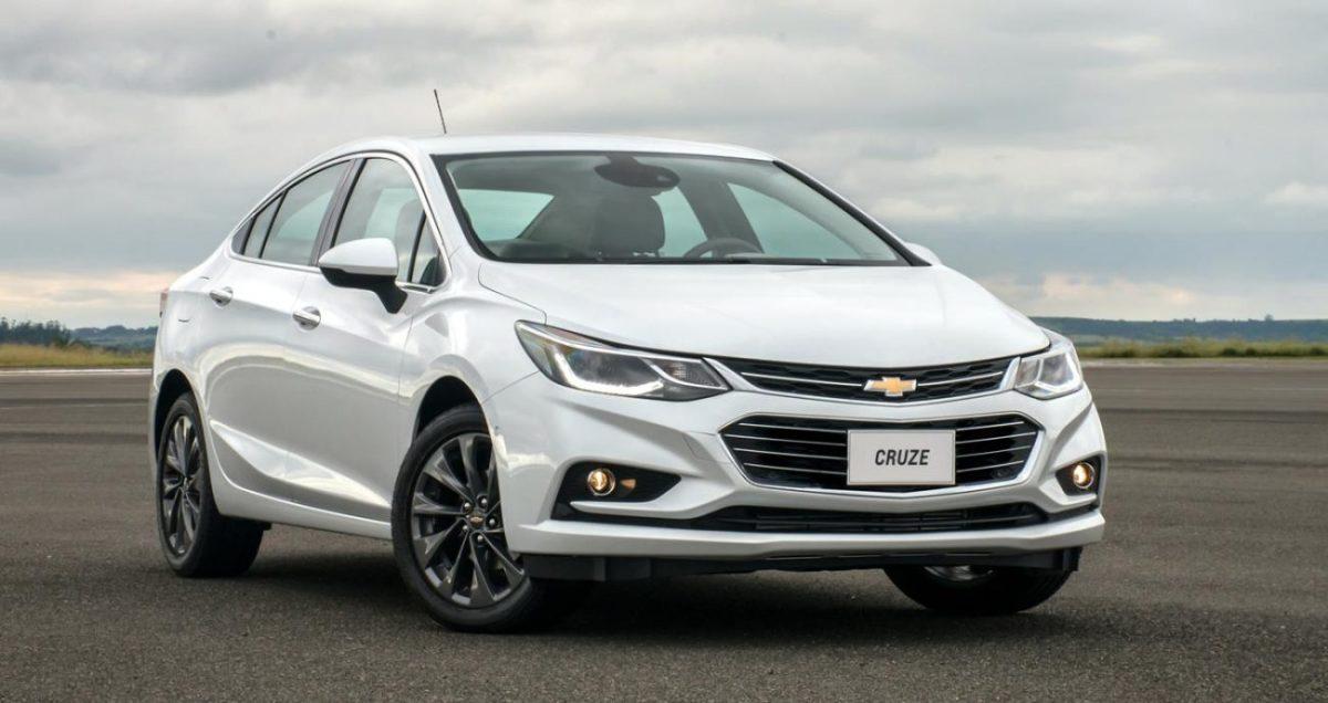 Chevrolet Cruze 2017 - Guiado pelos números