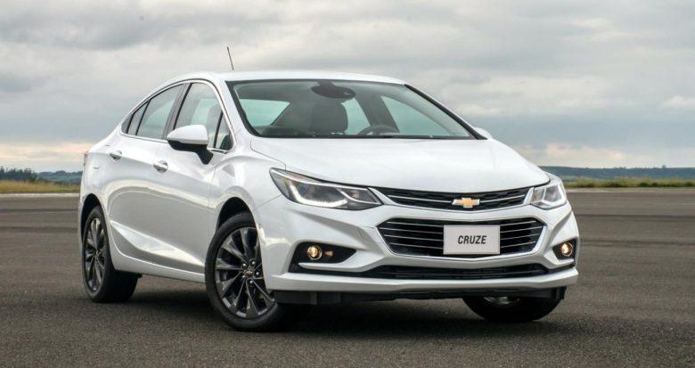 Chevrolet Cruze 2017 – Guiado pelos números