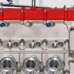 Ferrari chegou a desenvolver motor três cilindros de 216 cv!