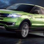 Land Rover está processando fabricante de clone do Evoque