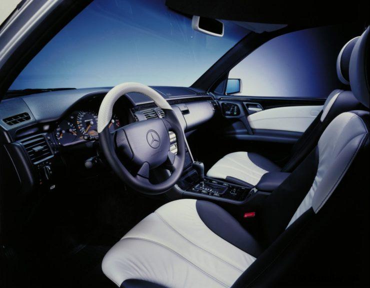 Mercedes-Benz Typ E 55 AMG T-Modell der Baureihe 210
