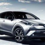 Toyota mostra detalhes e interior do C-HR, que chega em 2018