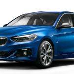 BMW Série 1 Sedan é revelado em primeira imagem oficial