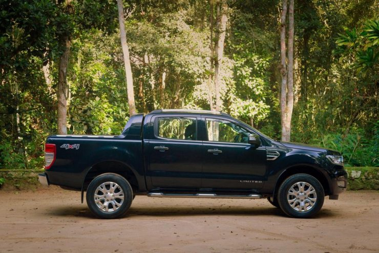 Ford-Ranger Limited-2017 (7)