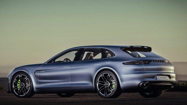 Oficial: Porsche Panamera Sport Turismo será produzido