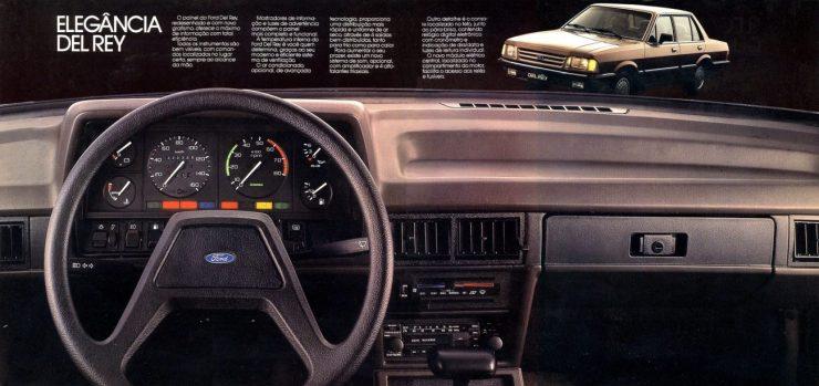 Ford-Del-Rey-1985-Interior