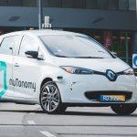 Taxis autônomos começam a rodar em Cingapura