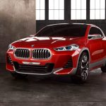 Salão de Paris – BMW X2 Concept
