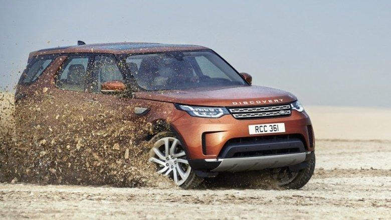 Salão de Paris – Novo Land Rover Discovery