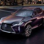 Salão de Paris – Lexus UX Concept