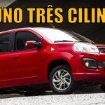Vídeo – Primeiras impressões do Fiat Uno 2017 com motor três cilindros