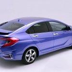 Honda Gienia, versão hatch do City é apresentada na China
